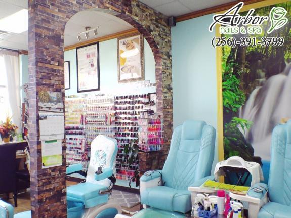 Arbor Nails & Spa - Nail salon in Madison AL 35756